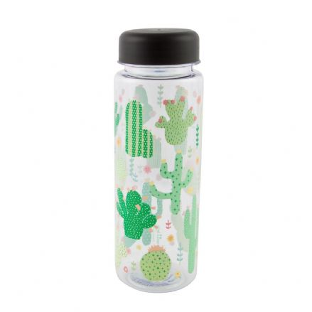 Colourful Cactus Water / Drinks Bottle